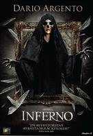 Inferno - Swedish DVD movie cover (xs thumbnail)