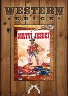 Anda muchacho, spara! - Czech DVD cover (xs thumbnail)