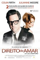 A Single Man - Brazilian Movie Poster (xs thumbnail)