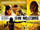 Sin Nombre - British Movie Poster (xs thumbnail)