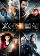 X-Men: The Last Stand - Brazilian DVD movie cover (xs thumbnail)