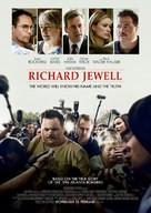 Richard Jewell - Swedish Movie Poster (xs thumbnail)