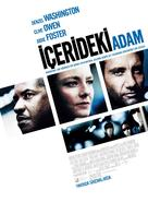 Inside Man - Turkish Movie Poster (xs thumbnail)