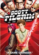 Scott Pilgrim vs. the World - Movie Cover (xs thumbnail)