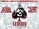 Lemmy - British Movie Poster (xs thumbnail)