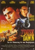 From Dusk Till Dawn - German Movie Poster (xs thumbnail)