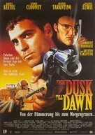 From Dusk Till Dawn - German Movie Poster (xs thumbnail)