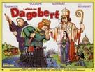 Le bon roi Dagobert - French Movie Poster (xs thumbnail)