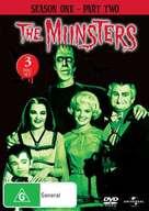 """The Munsters"" - Australian DVD movie cover (xs thumbnail)"