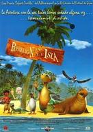 Urmel aus dem Eis - Spanish Movie Poster (xs thumbnail)