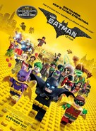 The Lego Batman Movie - French Movie Poster (xs thumbnail)
