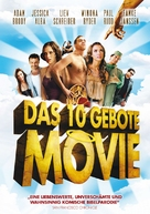 The Ten - German Movie Poster (xs thumbnail)