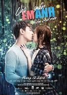 Cho Em Gan Anh Them Chut Nua - Vietnamese Movie Poster (xs thumbnail)