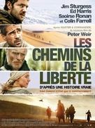 The Way Back - French Movie Poster (xs thumbnail)
