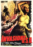 Invasion USA - Italian Theatrical poster (xs thumbnail)