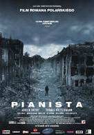 The Pianist - Polish Movie Poster (xs thumbnail)