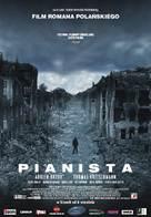The Pianist - Polish Movie Poster (xs thumbnail)