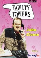 """""""Fawlty Towers"""" - DVD movie cover (xs thumbnail)"""