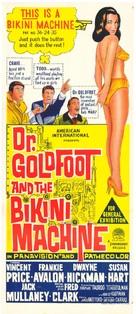 Dr. Goldfoot and the Bikini Machine - Australian Movie Poster (xs thumbnail)