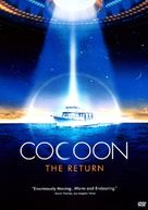 Cocoon: The Return - DVD cover (xs thumbnail)