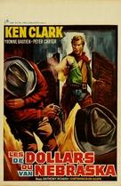 Ringo del Nebraska - Belgian Movie Poster (xs thumbnail)
