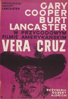 Vera Cruz - Polish Movie Poster (xs thumbnail)