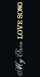 My Own Love Song - Logo (xs thumbnail)