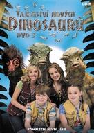 """""""Dinosapien"""" - Czech DVD movie cover (xs thumbnail)"""