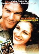 Something To Talk About - French Movie Poster (xs thumbnail)