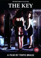 La chiave - British DVD cover (xs thumbnail)