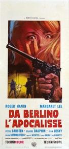 Da Berlino l'apocalisse - Italian Movie Poster (xs thumbnail)
