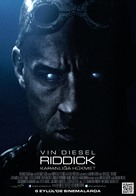 Riddick - Turkish Movie Poster (xs thumbnail)
