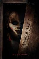 Annabelle: Creation - Italian Movie Poster (xs thumbnail)