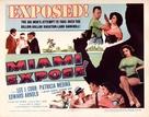 Miami Expose - Movie Poster (xs thumbnail)