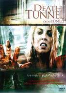 Death Tunnel - Turkish DVD cover (xs thumbnail)