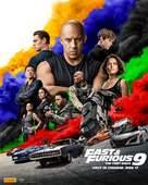 Fast & Furious 9 - Australian Movie Poster (xs thumbnail)