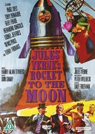 Rocket to the Moon - British DVD cover (xs thumbnail)