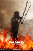 Rambo: Last Blood - Teaser movie poster (xs thumbnail)