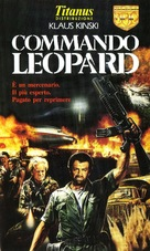 Kommando Leopard - Movie Cover (xs thumbnail)
