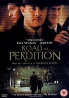 Road to Perdition - British DVD movie cover (xs thumbnail)