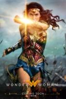 Wonder Woman - British Movie Poster (xs thumbnail)
