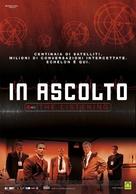 The Listening - Italian poster (xs thumbnail)