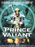 Prince Valiant - French Movie Poster (xs thumbnail)