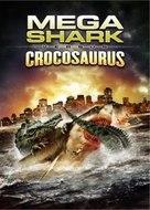 Mega Shark vs Crocosaurus - DVD cover (xs thumbnail)