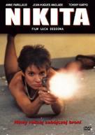 Nikita - Polish Movie Cover (xs thumbnail)