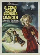 Terror House - Italian Movie Poster (xs thumbnail)