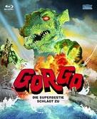 Gorgo - German Blu-Ray movie cover (xs thumbnail)