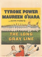 The Long Gray Line - Movie Poster (xs thumbnail)