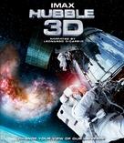 IMAX: Hubble 3D - Blu-Ray cover (xs thumbnail)