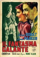 The Ghost Goes West - Italian Movie Poster (xs thumbnail)